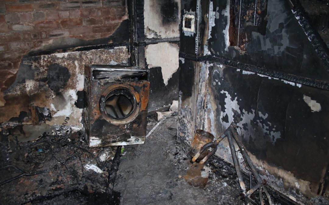 Faulty Whirlpool tumble dryers – it's not just carelessness that causes fires