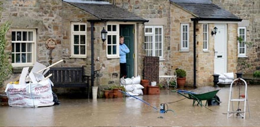 flood claim